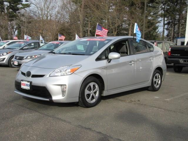 2013 Toyota Prius Two Two 4dr Hatchback