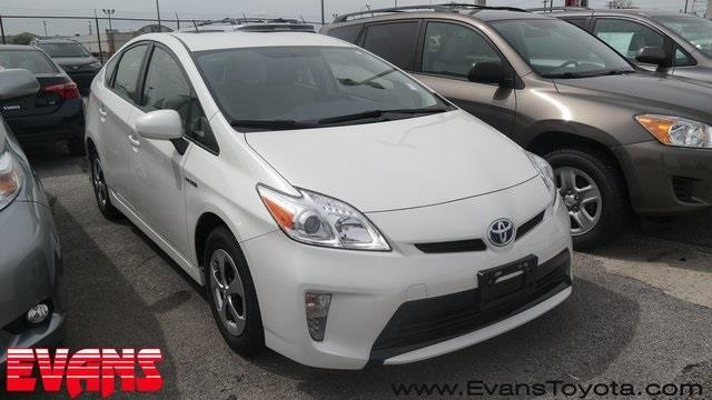 2013 Toyota Prius Two Two 4dr Hatchback For Sale In Fort