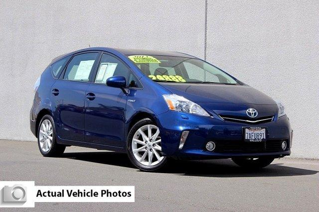 2013 toyota prius v five 4dr wagon for sale in vallejo california classified. Black Bedroom Furniture Sets. Home Design Ideas