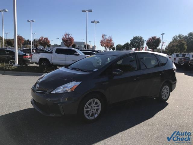 2013 Toyota Prius v Five Five 4dr Wagon