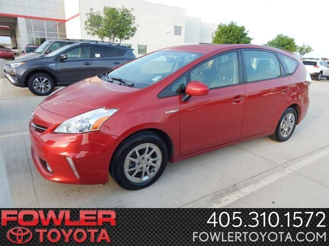 2013 toyota prius v five five 4dr wagon for sale in norman oklahoma classified. Black Bedroom Furniture Sets. Home Design Ideas