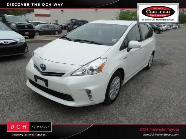 2013 toyota prius v five wagon 4d five wagon 4d for sale in east freehold new jersey classified. Black Bedroom Furniture Sets. Home Design Ideas