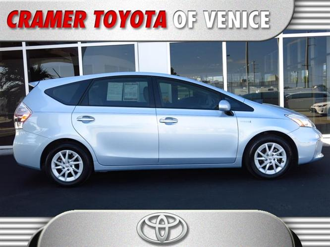2013 toyota prius v three venice fl for sale in venice florida classified. Black Bedroom Furniture Sets. Home Design Ideas