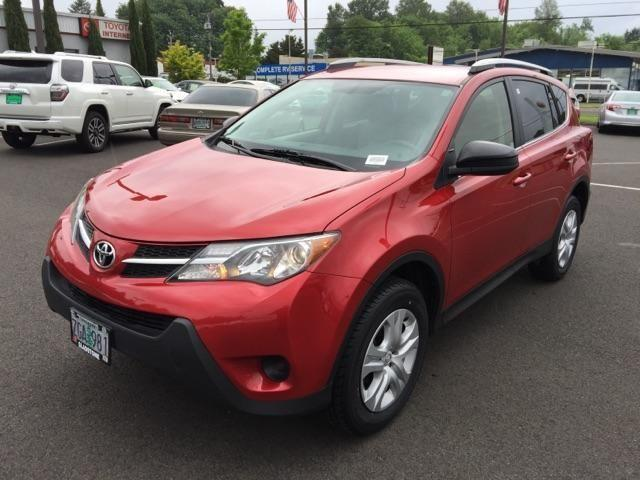 2013 toyota rav4 4 door le all wheel drive power cruise backup cam for sale in gladstone oregon. Black Bedroom Furniture Sets. Home Design Ideas