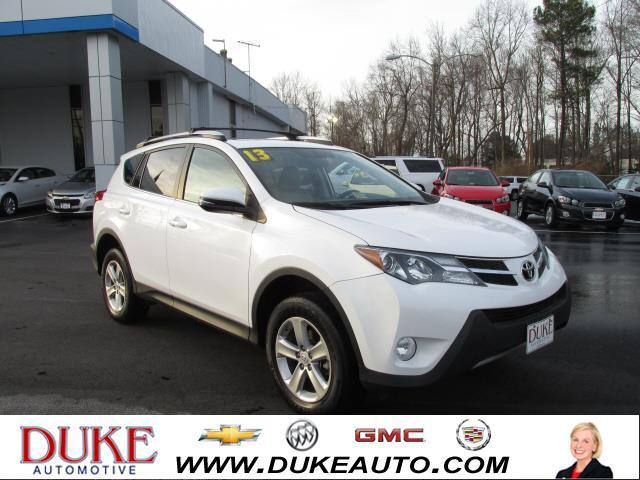 2013 toyota rav4 4x2 xle 4dr suv for sale in suffolk virginia classified. Black Bedroom Furniture Sets. Home Design Ideas