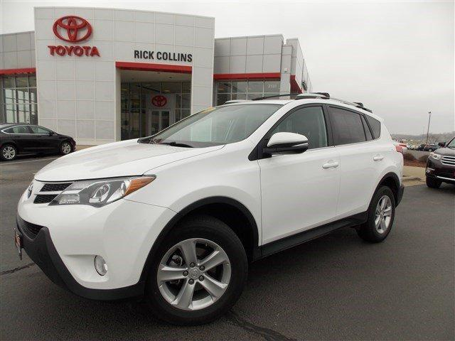2013 toyota rav4 4x4 xle 4dr suv for sale in sioux city iowa classified. Black Bedroom Furniture Sets. Home Design Ideas