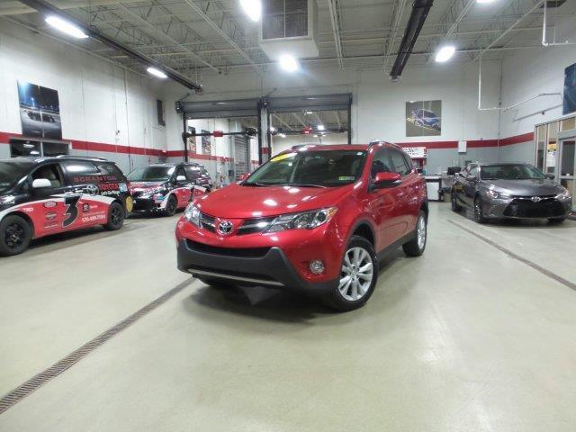 2013 Toyota RAV4 Limited AWD Limited 4dr SUV