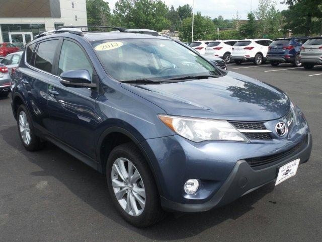 2013 toyota rav4 limited awd limited 4dr suv for sale in nashua new hampshire classified. Black Bedroom Furniture Sets. Home Design Ideas