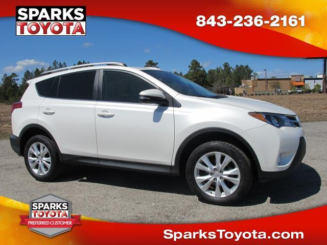 2013 toyota rav4 limited limited 4dr suv for sale in myrtle beach south carolina classified. Black Bedroom Furniture Sets. Home Design Ideas