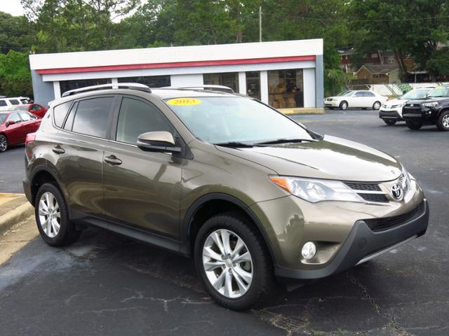 2013 toyota rav4 limited limited 4dr suv for sale in montgomery alabama classified. Black Bedroom Furniture Sets. Home Design Ideas