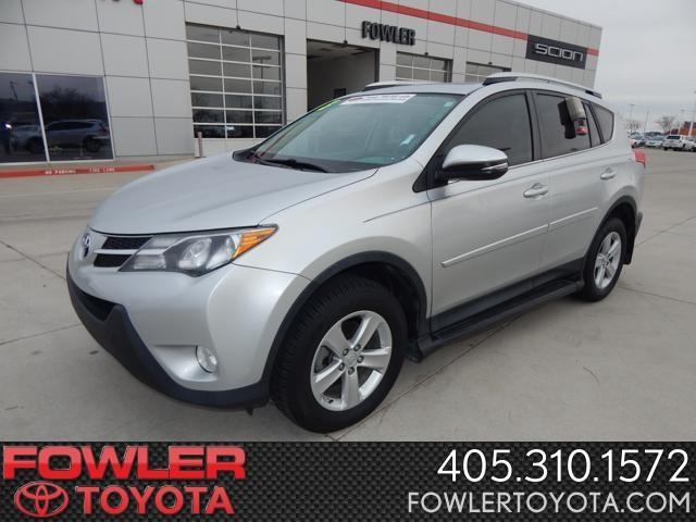 2013 toyota rav4 xle xle 4dr suv for sale in norman oklahoma classified. Black Bedroom Furniture Sets. Home Design Ideas