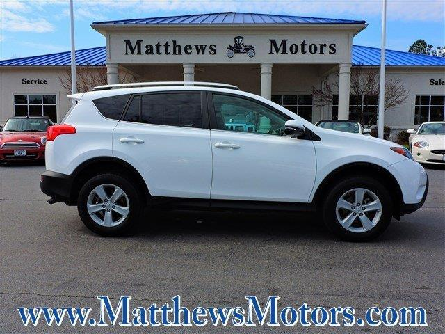 2013 Toyota RAV4 XLE XLE 4dr SUV for Sale in Goldsboro ...