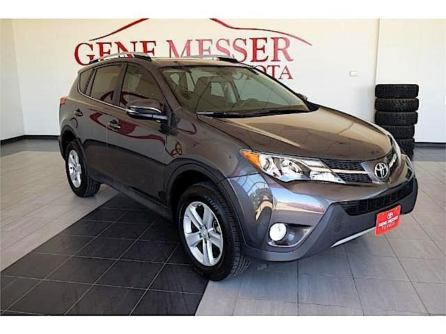 2013 toyota rav4 xle xle 4dr suv for sale in lubbock texas classified. Black Bedroom Furniture Sets. Home Design Ideas