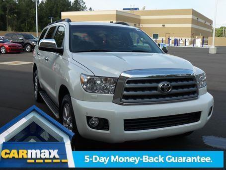 2013 Toyota Sequoia Platinum 4x2 Platinum 4dr SUV