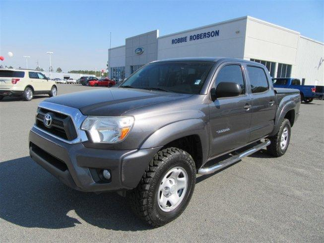 2013 Toyota Tacoma 2WD Double Cab PreRunner