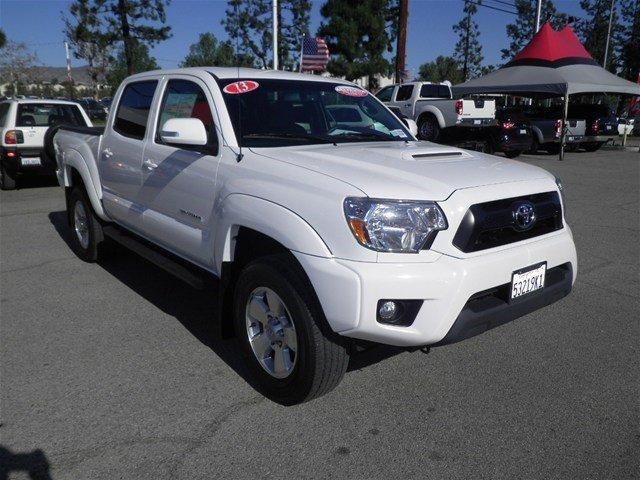 2013 toyota tacoma 4x2 prerunner v6 4dr double cab 5 0 ft sb 5a for sale in northridge. Black Bedroom Furniture Sets. Home Design Ideas