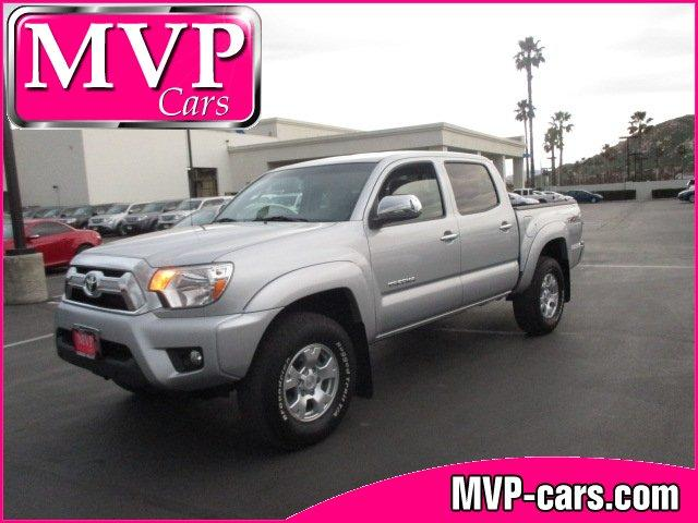2013 toyota tacoma 4x2 prerunner v6 4dr double cab 5 0 ft sb 5a for sale in moreno valley. Black Bedroom Furniture Sets. Home Design Ideas