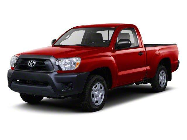 2013 Toyota Tacoma Base 4x2 Base 2dr Regular Cab 6.1 ft