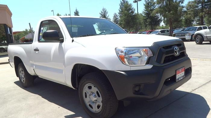 2013 toyota tacoma base 4x2 base 2dr regular cab 6 1 ft sb 5m for sale in fresno california. Black Bedroom Furniture Sets. Home Design Ideas