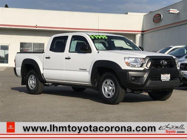 2013 Toyota Tacoma Base 4x2 Base 4dr Double Cab 5.0 ft