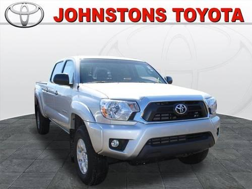 2013 toyota tacoma double cab 4x4 v6 for sale in new. Black Bedroom Furniture Sets. Home Design Ideas
