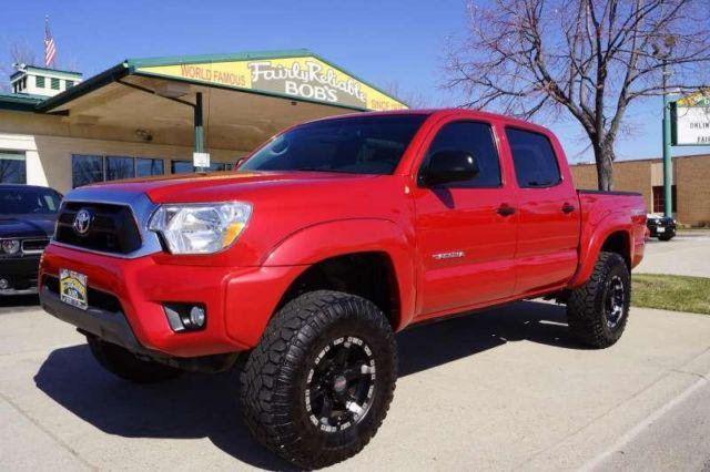2013 toyota tacoma double cab sr5 for sale in boise idaho classified. Black Bedroom Furniture Sets. Home Design Ideas