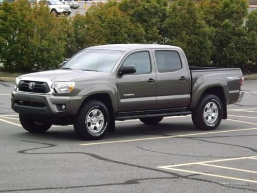 2013 toyota tacoma double cab v6 for sale in hot springs arkansas classified. Black Bedroom Furniture Sets. Home Design Ideas