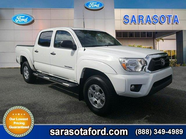 2013 Toyota Tacoma Prerunner V6 4x2 4dr Double Cab 50 Ft Autos Post