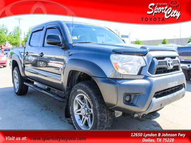 2013 toyota tacoma prerunner v6 4x2 prerunner v6 4dr double cab 5 0 ft sb 5a for sale in dallas. Black Bedroom Furniture Sets. Home Design Ideas