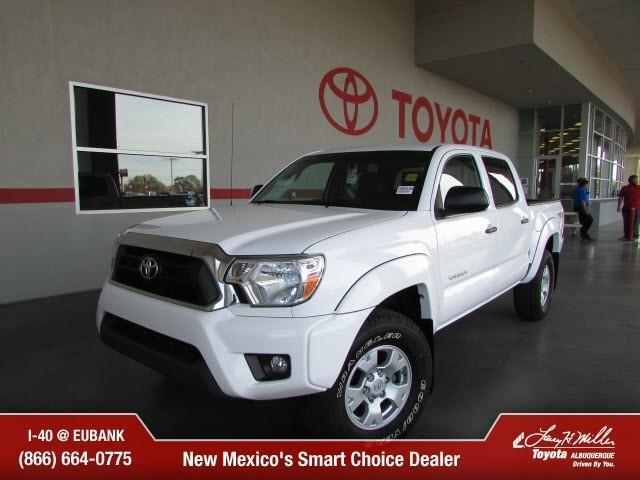 2013 toyota tacoma v6 4x4 v6 4dr double cab 5 0 ft sb 5a for sale in albuquerque new mexico. Black Bedroom Furniture Sets. Home Design Ideas