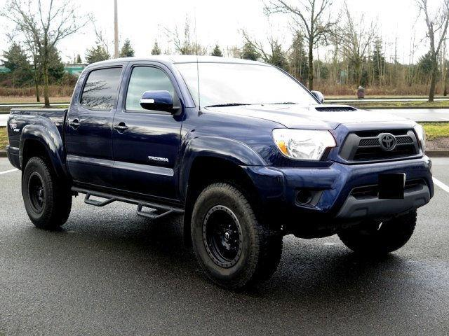 2013 Toyota Tacoma V6 4x4 V6 4dr Double Cab 5 0 Ft Sb 6m