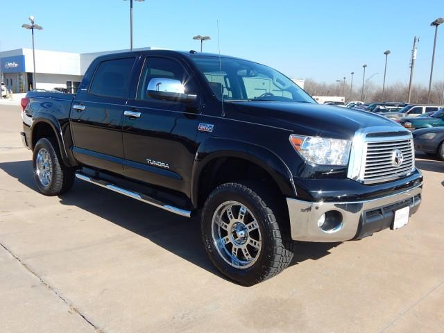 2013 toyota tundra 4wd 4x4 limited 4dr crewmax cab pickup. Black Bedroom Furniture Sets. Home Design Ideas