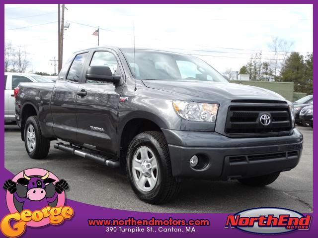 2013 Toyota Tundra 4WD Truck Double Cab 5.7L V8 6-Spd