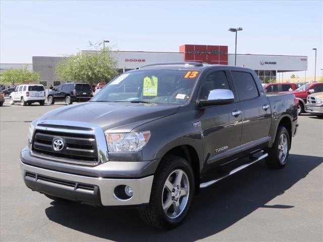 2013 Toyota Tundra Crewmax 4x4 Grade For Sale In Tucson