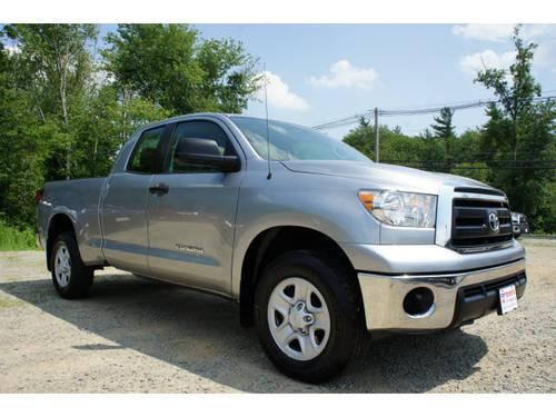 2013 toyota tundra double cab grade for sale in raynham massachusetts classified. Black Bedroom Furniture Sets. Home Design Ideas