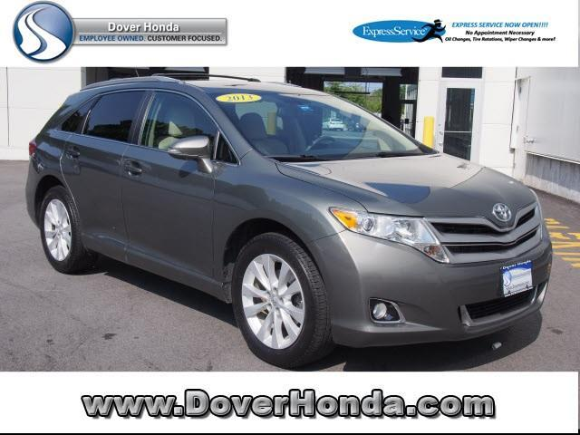 2013 toyota venza le awd le 4cyl 4dr crossover for sale in dover new hampshire classified. Black Bedroom Furniture Sets. Home Design Ideas