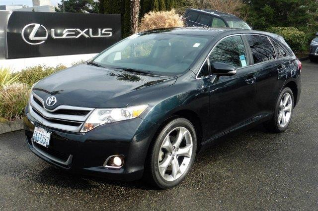 2013 toyota venza le le v6 4dr crossover for sale in tacoma washington classified. Black Bedroom Furniture Sets. Home Design Ideas
