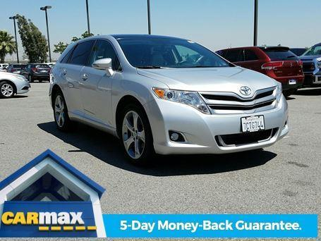 2013 Toyota Venza XLE FWD XLE V6 4dr Crossover