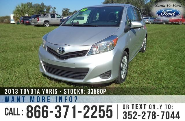 2013 Toyota Yaris - 34K Miles - Financing Available!