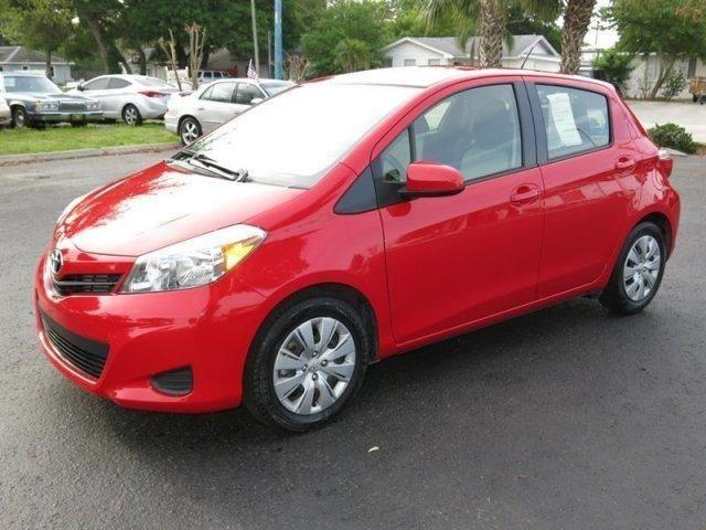 2013 Toyota Yaris -- SECOND CHANCE FINANCING