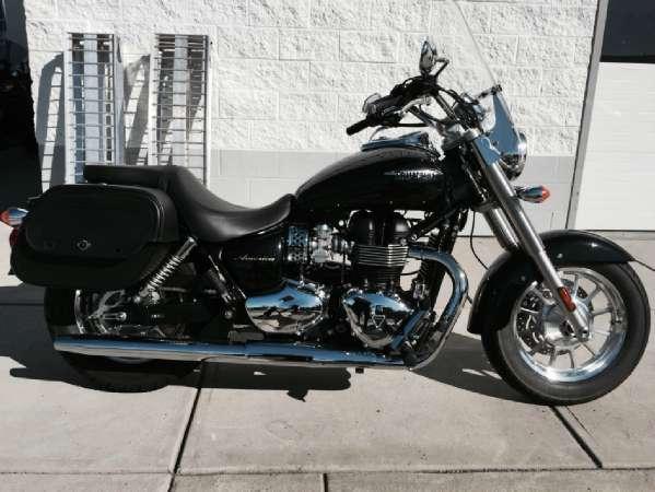 2013 Triumph America - Phantom Black for Sale in Charlotte ...