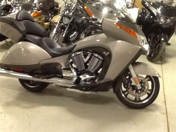 2013 victory vision tour for sale in marengo illinois for Victory motors fort dodge