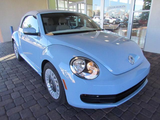 2013 Volkswagen Beetle 2.5L 70s Edition 2.5L 70s