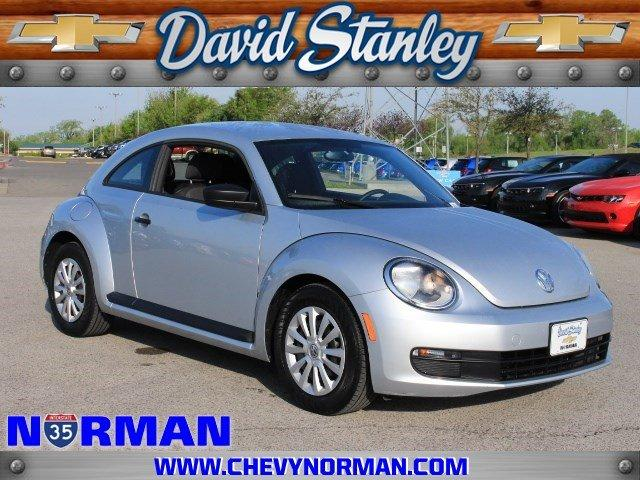 2013 volkswagen beetle 2 5l norman ok for sale in norman. Black Bedroom Furniture Sets. Home Design Ideas