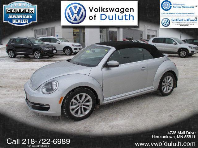 volkswagen beetle convertible tdi  sale  duluth minnesota classified americanlistedcom