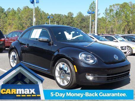 2013 Volkswagen Beetle Turbo PZEV Turbo PZEV 2dr