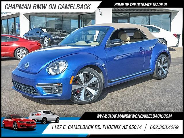 2013 Volkswagen Beetle Turbo Turbo 2dr Convertible 6a For