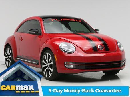 2013 Volkswagen Beetle Turbo Turbo 2dr Hatchback 6A w/