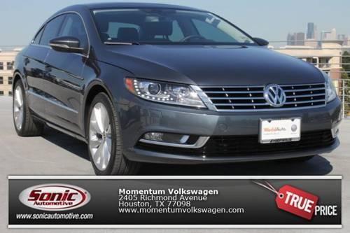 volkswagen cc sedan vr lux dr sdn vr lux  sale  houston texas classified