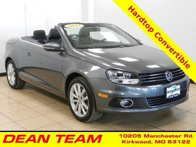 2013 volkswagen eos convertible komfort for sale in saint louis missouri classified. Black Bedroom Furniture Sets. Home Design Ideas